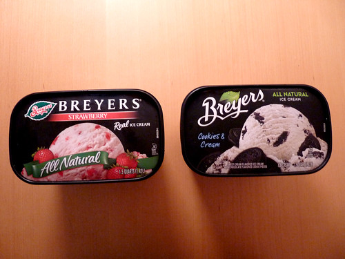Breyers Ice Cream Cake
