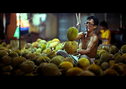 Durian, anyone? | by Nasey