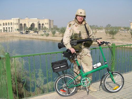 Bike Friday on Tour: Baghdad | by airborneshodan