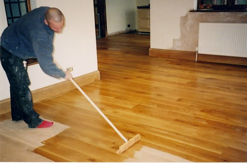 how to shine wood floors | wb designs