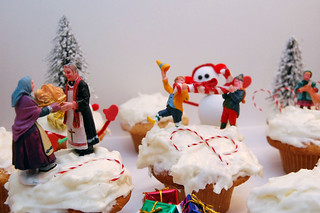Cupcake Winter Wonderland | by ebachetti