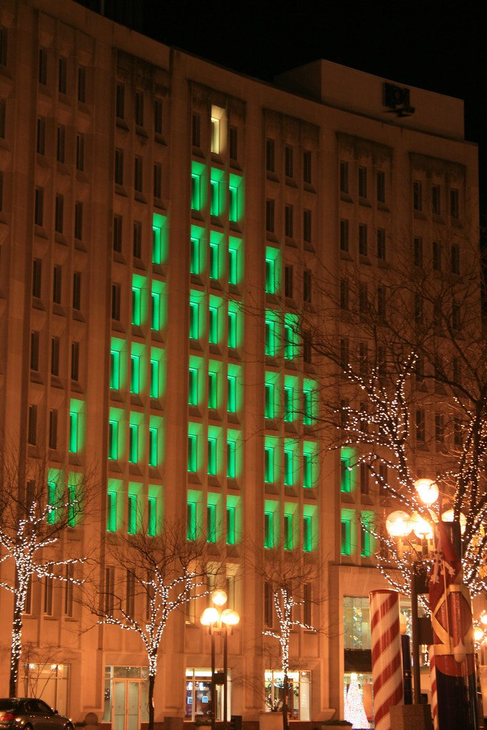 tree lighting indianapolis. Christmas Tree Lights In Indianapolis Indiana   By Mark Vogel Lighting