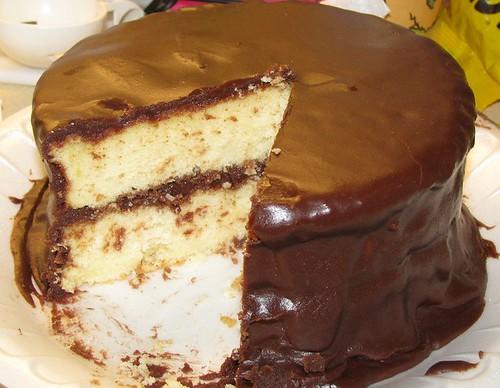 Yellow Butter Cake Mix Recipe