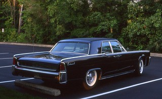 1962 Lincoln Continental 4 door | by carphoto