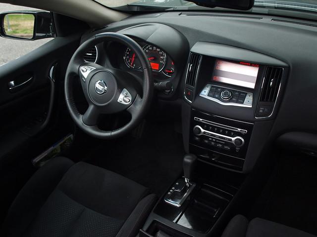 2009 Nissan Maxima 2