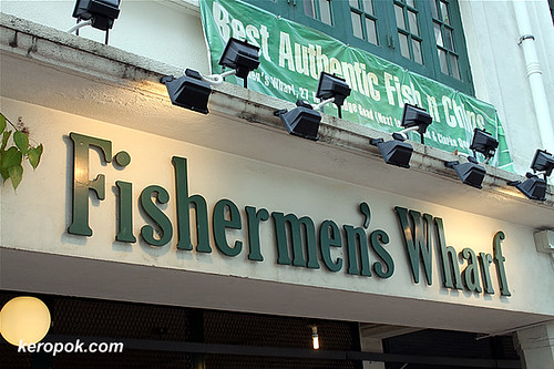 fishermens wharf @ New Bridge Road | by keropokman