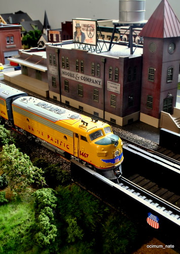 HO scale Model railroad | by ocimum_nate