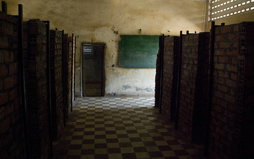 Tuol Sleng Cell Block | by frantaylor