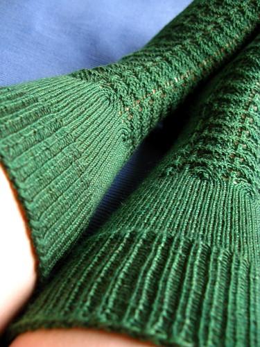 Knitting Vintage Socks Nancy Bush : Gentleman s sock for evening wear by nancy bush pattern