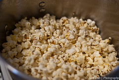 Stovetop Popcorn | by Pinot & Pineapple
