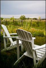 Our New Adirondack Chairs! | by Jonmikel & Kat-YSNP