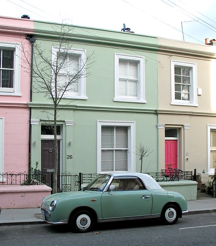 house with matching accessories west london feb 2008. Black Bedroom Furniture Sets. Home Design Ideas