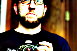 Self Portrait with 50mm | by Pete Prodoehl