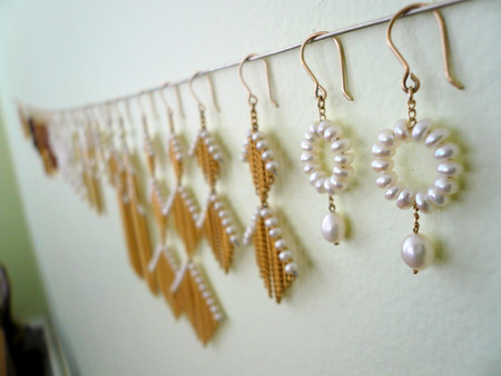 earrings ready to go | by boodely
