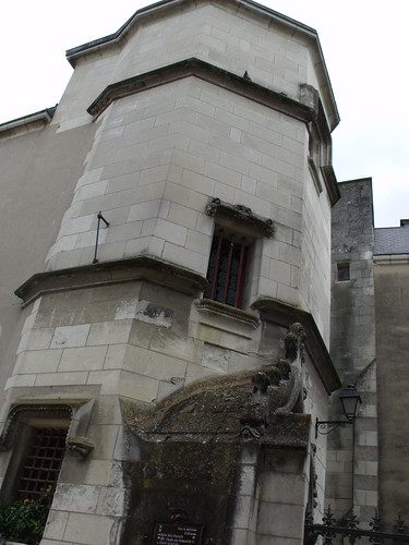 Francois Illas New Tradition: Hotel De Ville, Rue Francois I, Amboise (Morin Hotel)