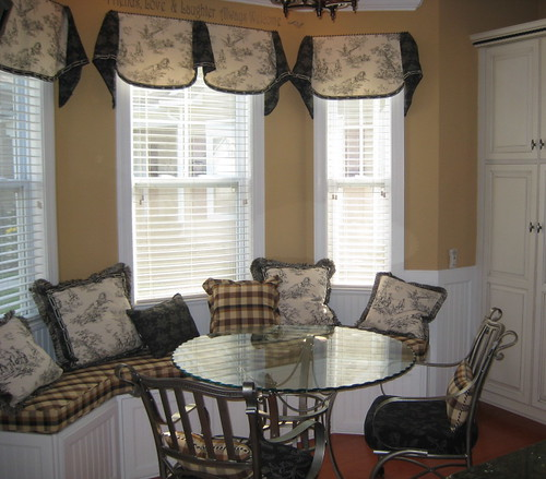 Country Kitchen Valance Curtains