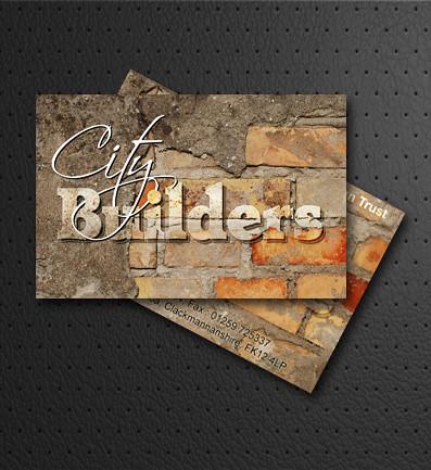 City Builders Business Cards Steven Couper Flickr