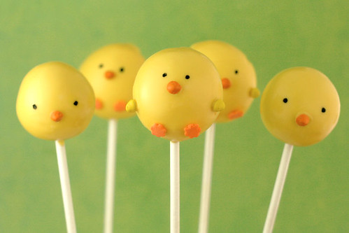 Easter Cake Pops | by Bakerella
