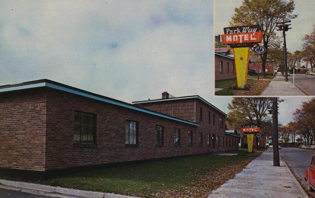 Park Way Motel - Sault Ste. Marie, Michigan