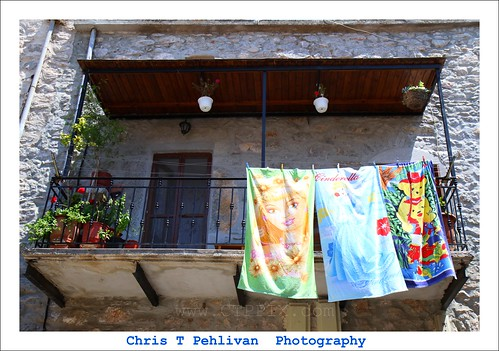 Balconies of Mesta,Chios/GR | by CTPPIX.com