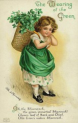 Vintage St. Patricks Day post card | by KFSonshine