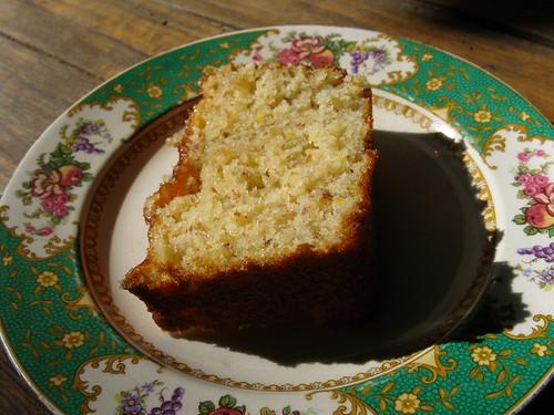 French Yogurt Cake Recipe Loaf