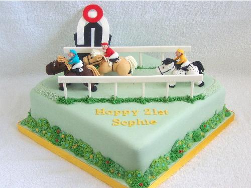 Jockey Cake