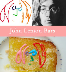 John Lemon Bars | by cakespy