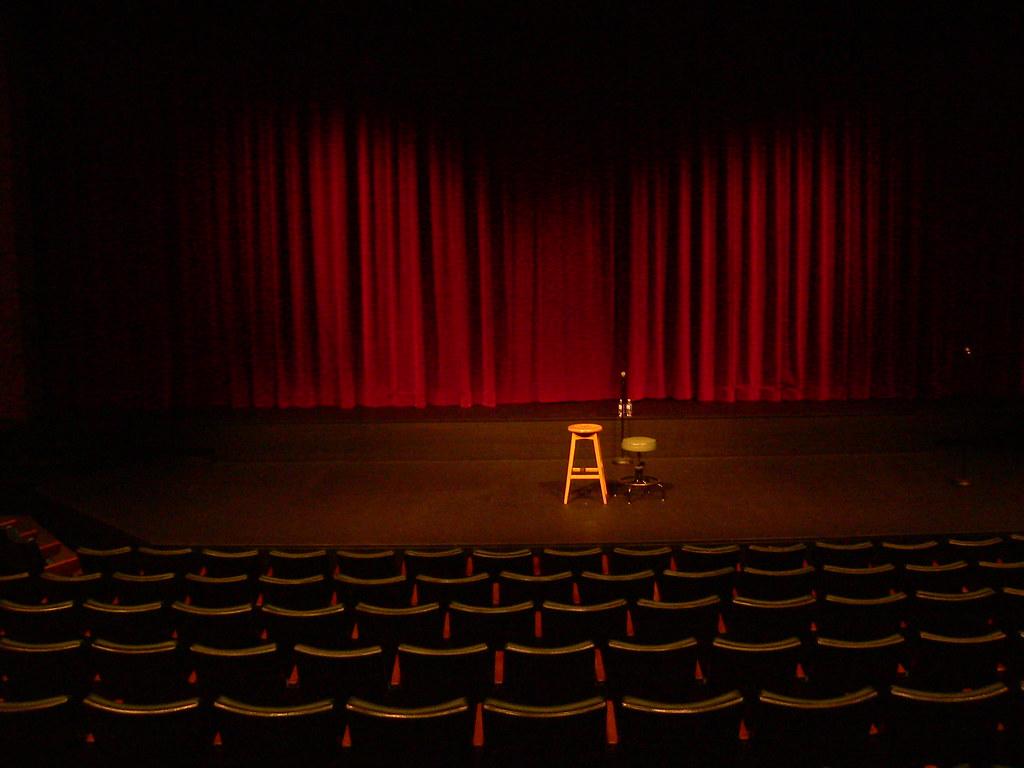 Humanities Theatre In Hagey Hall