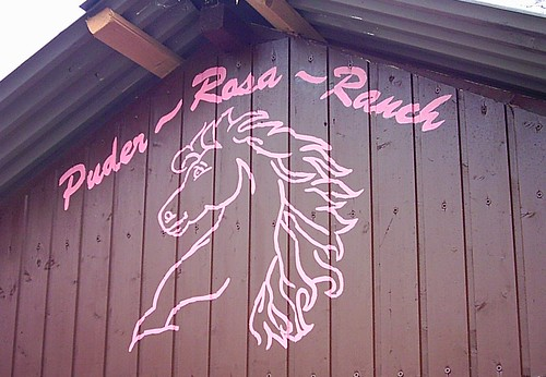 Puder Rosa Ranch