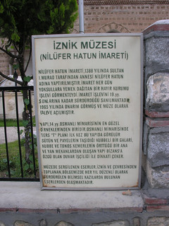 Nilüfer Hatun Imarethanesi Museum  Photo is attached to ...