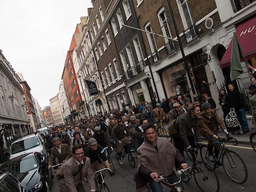 Tweed Run - Savile Row | by M.J.S.