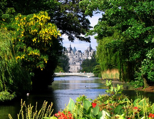 St. James Park, London, on a May Afternoon | by UGArdener