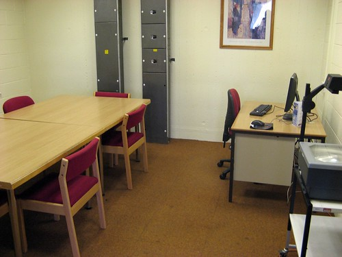 Booking Library Rooms University Of Biringham