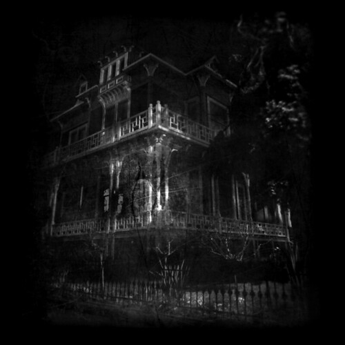 old dark house | by B.S. Wise