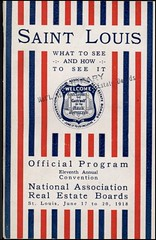 NAR Convention Program 1918 | by NARinfocentral