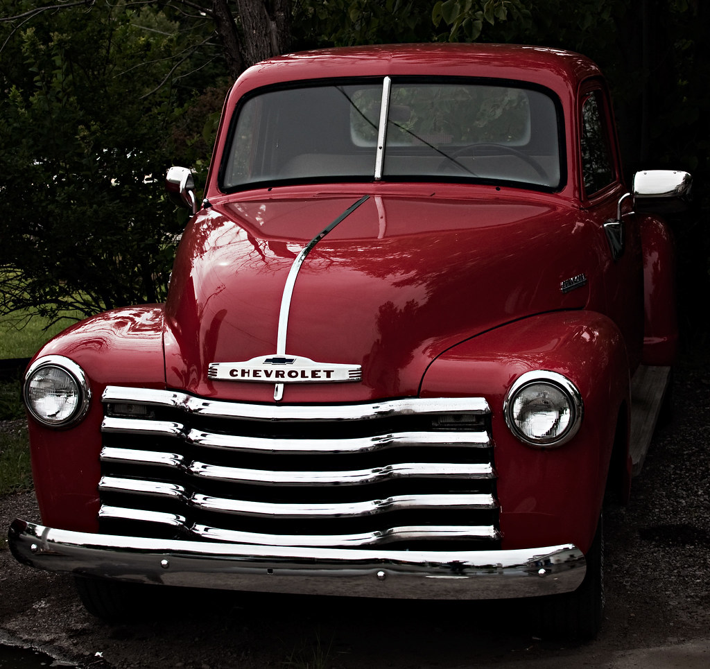 1950 Chevy Truck | Edson_Matthews | Flickr