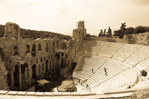 Theater of Herod Atticus | by Nicholas Doumani