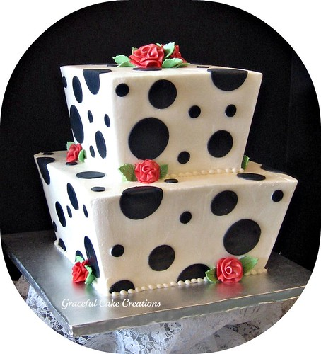 Polka Dot Cake Recipe Nz