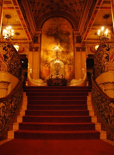 Los Angeles Theatre Mezzanine | by Floyd B. Bariscale