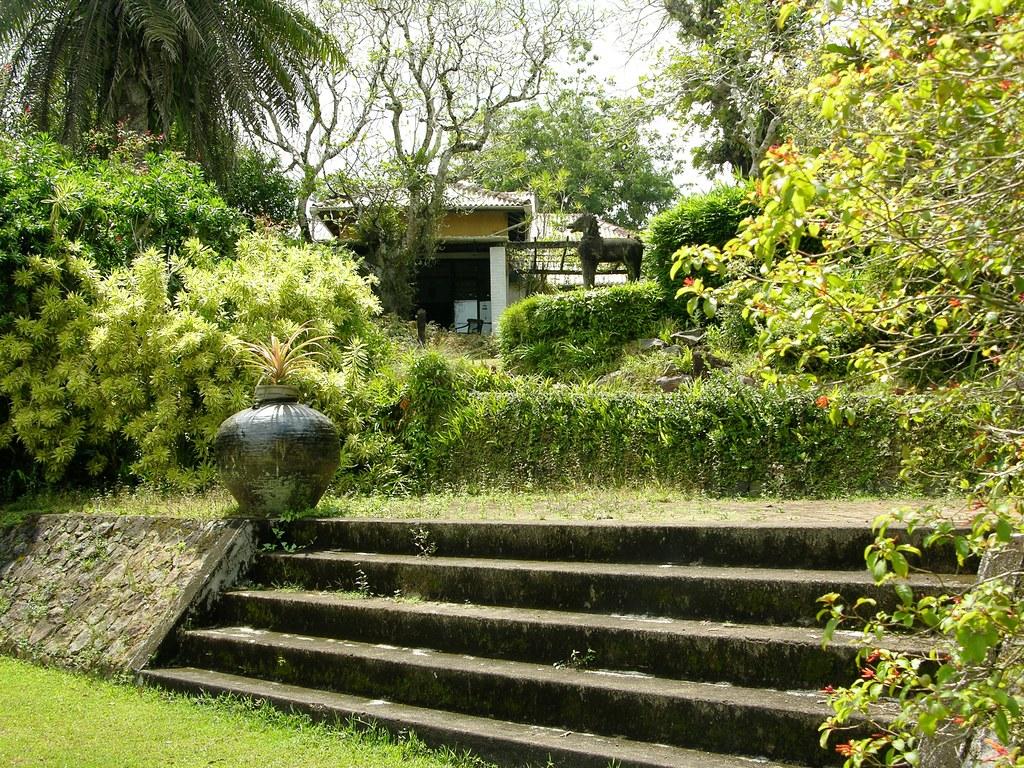 Brief, Bevis Bawa House & Garden, Sri Lanka | David & Bonnie | Flickr