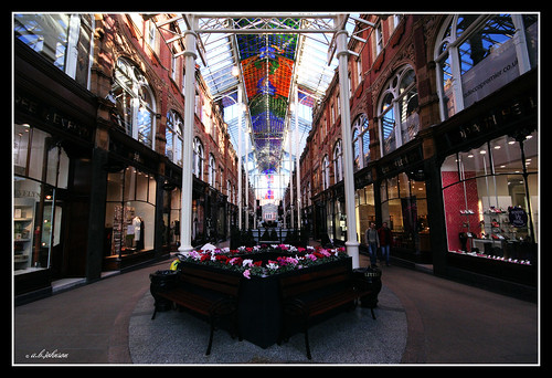 victoria quarter leeds | by car 67
