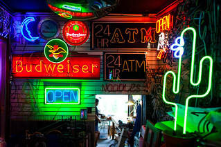 America Needs More Neon | by Thomas Hawk