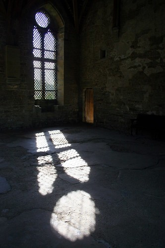 Stokesay shadows on the floor | by Heaven`s Gate (John)
