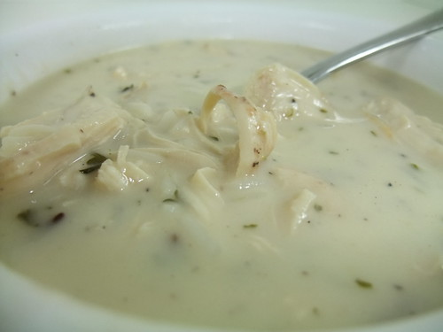 Creamy Chicken and Wild Rice Soup | by swampkitty