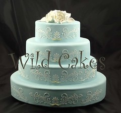 wedgewood | by Wild Cakes