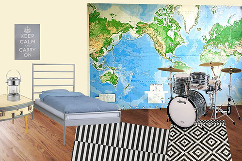 Bedroom2moodboard.jpg | by & kathleen