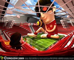2009 ONGUSHI CRAZY FOOTBALL III | by ongushi