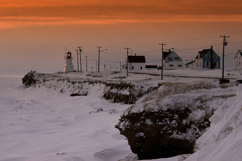 Winter sunrise at Cap Lumiere | by view[ ¤ ]finder