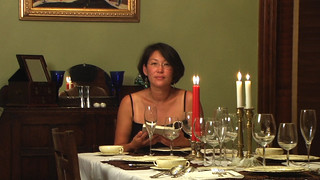 Kandice Chuh / Dining Room | by Little Burn Films